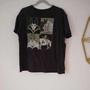 Disney Villians tee